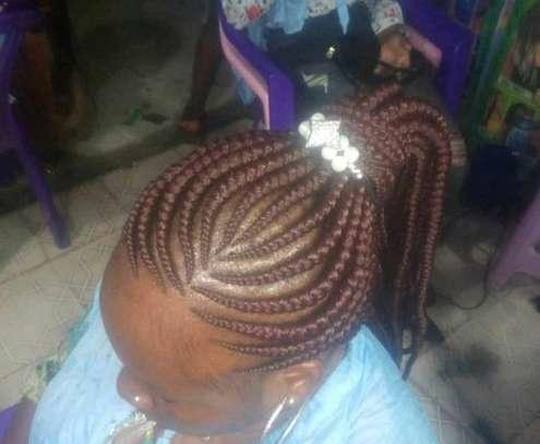 Hair dressing image 9