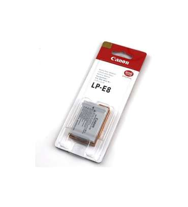 Li-Ion Replacement Battery for CANON Lp-E8 Type Batteries image 4