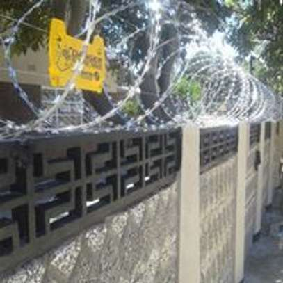 Electric fence and Razor wire installation in kitengela image 3
