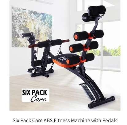 Six Pack Care ABS Fitness Machine Without Pedals image 1