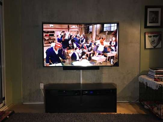 TV Mounting Service with On-wall Wire Concealment image 13