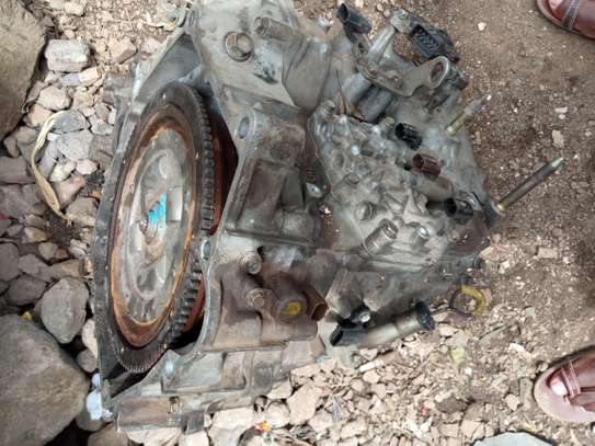 Honda fit complete gearbox