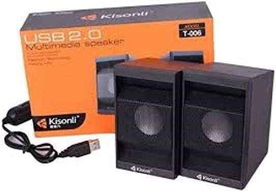 Kisonli Desktop Speakers image 1