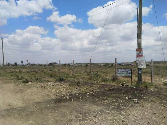 50x100 feet plot for sale in ONGATA Rongai Langau-Near SGR station