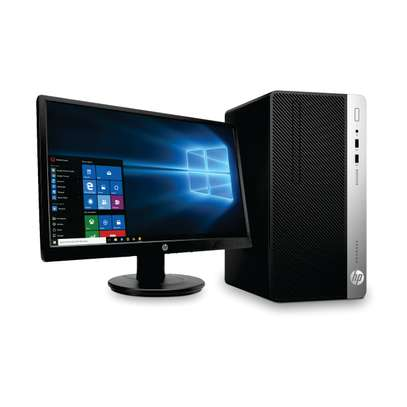 HP ProDesk 400 G5 Microtower PC image 2