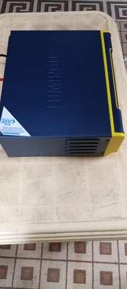 Hybrid solar inverter/ ups image 1