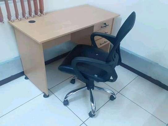 Office desks plus a chair image 2