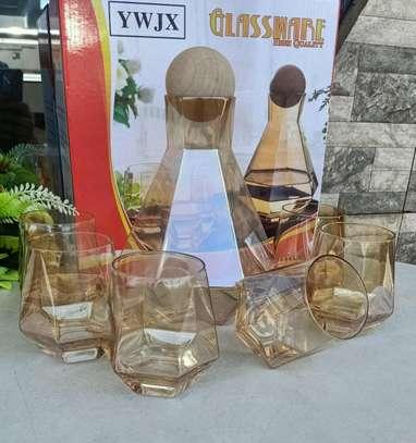 Water/juice pitcher set* image 1