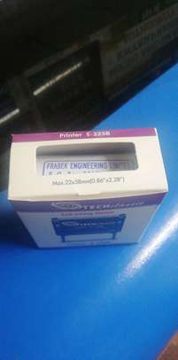 COMPANY SEALS Rubber stamps, plaques and all types of laser engraving image 9