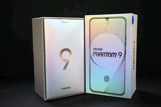 Tecno Phantom 9 brand new and sealed in a shop.