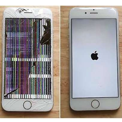 Iphone  7 iphone 7 plus iphone 8 and iphone 8 plus screen replacement image 8