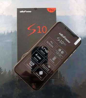 Ulefone S10 brand new and sealed in a shop image 1