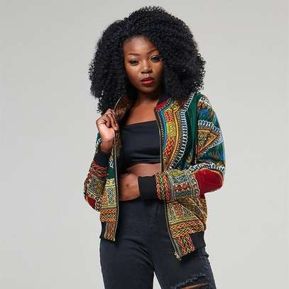Dashiki college jackets image 7