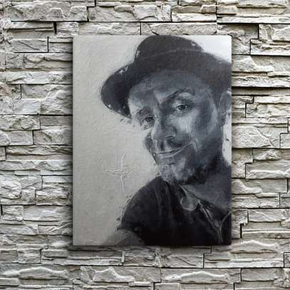 """PORTRAIT PAINTINGS. """"A Masterpiece of that perfect photo"""" image 5"""
