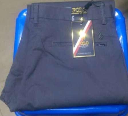 khaki pants image 1