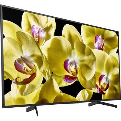 Sony 55 Inch HDR 4K ANDROID Smart LED TV KD55X8000G (2019 MODEL) image 2