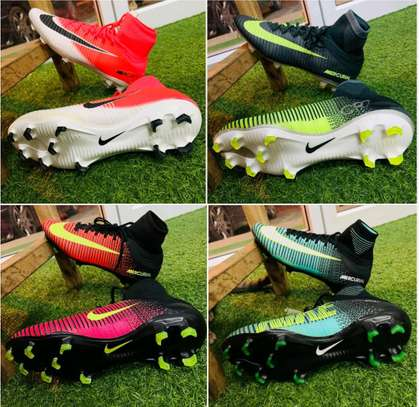 NIKE Mercurial Superfly 4, 5, 6 and 7 Soccer Cleats available image 3