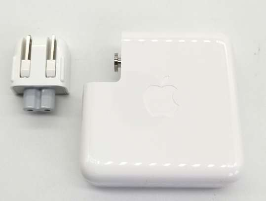 """Original 61W USB-C Power Charger Type C Adapter for MacBook PRO 13"""" A1718 +Cable image 3"""