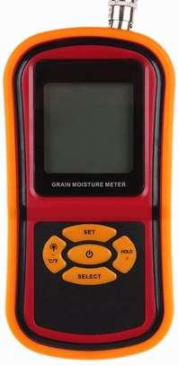 GM640 Portable Digital Grain Moisture Meter image 1