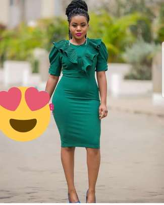 Fashionable dresses available