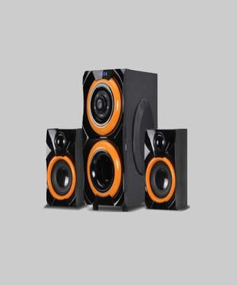 Sayona SHT1221 BT- 3.1 Channel Subwoofer – 9000W PMPO image 1