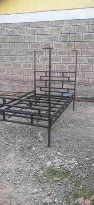 Metal bed image 1