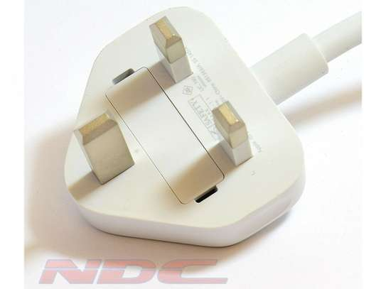 Apple Magsafe MacBook Pro Air 3Pin UK Power Adapter Extension Cable Lead Genuine image 4