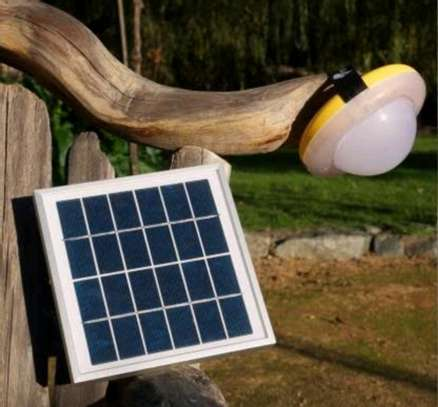 SUN KING PRO 200 Portable Solar Light with Phone USB Charging image 2