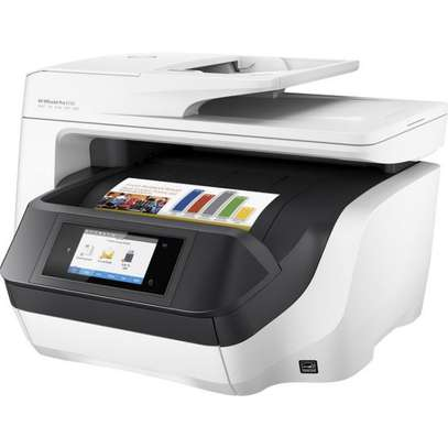 Officejet Pro 8720 - All-in-One Printer - White image 1