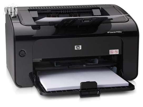 HP Laserjet Pro M107a Printer image 1