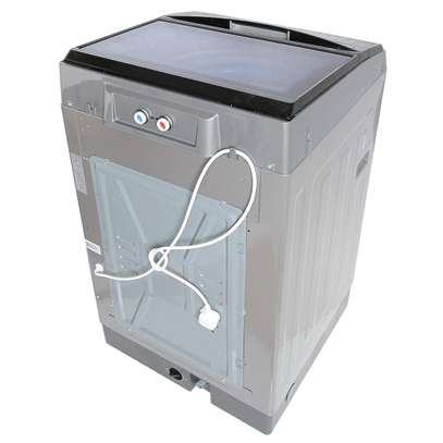 RAMTONS TOP LOAD FULLY AUTOMATIC MAGIC CUBE 12KG WASHER + FREE PERSIL POWDER- RW/136 image 3