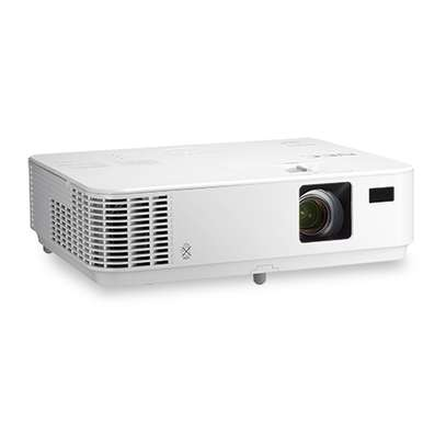 NEC's SVGA native resolution 3000-lumen VE303 portable projector image 1