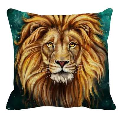 DECOR AFRICAN PRINT PILLOW CASES image 2