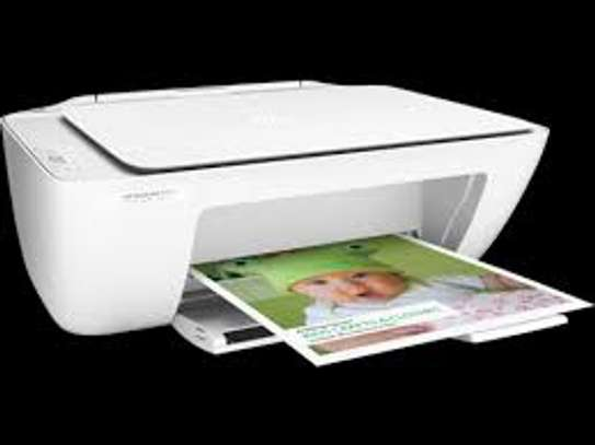 All in One HP Deskjet 2130 Printer image 1