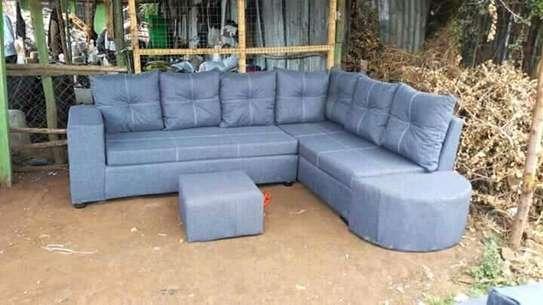 L-Shape Sofa (6 Seater) image 1