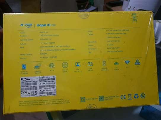 Xtigi Hope 10 pro Tablet. 10 inch. 32GB Rom, 3GB Ram. 4GLte image 2