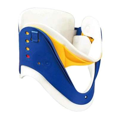 Adjustable cervical collar image 3