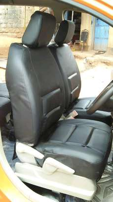 Ractis Car Seat Covers image 2