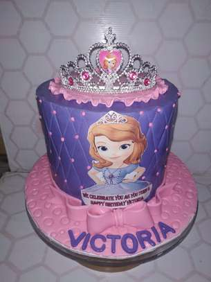 Decorated theme Cakes in Kenya image 3