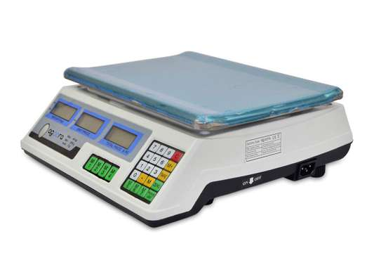 New Digital Weight Scale Price Computing Food Meat
