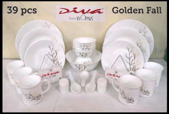 Dinner Set/Diva Dinner Set/38pc Dinner Set image 1
