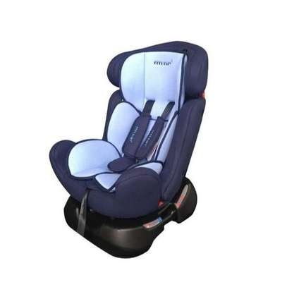 Superior Reclining Infant Car Seat & Booster with a Base-Baby blue & Indigo (0-7Yrs) image 1