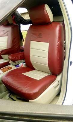Water proof material car seat covers