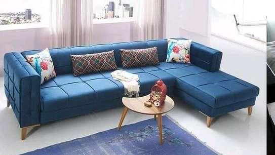 Stylish L shape sofas image 2