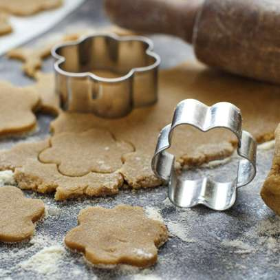 12 Pc Cookie Pastry Fruit Cutters Cutter Set image 2