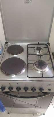 Mikachi 2gas and 2electric cooker... image 1
