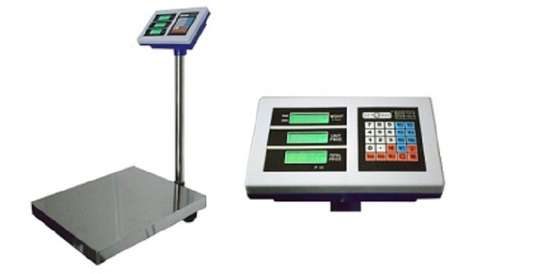A12 Electronic ground scale 300kg.