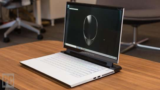 Gaming laptop Alienware core i7 with 1TB HDD/256ssd image 1