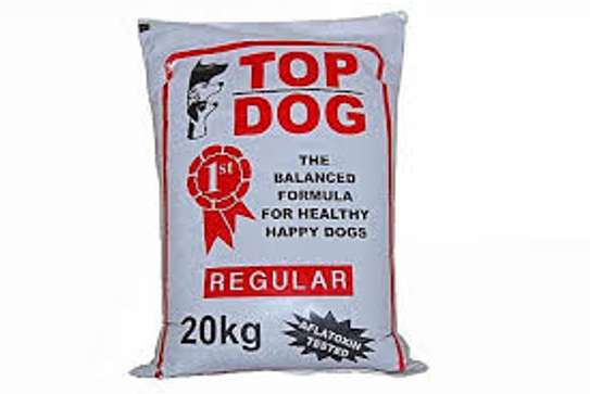 Top Dog Regular (uncooked) Dog Food(Animal Feeds)