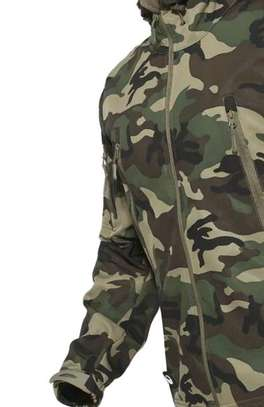 American Army Raincoat image 1